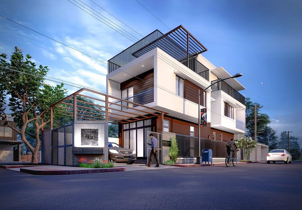 inventive building design